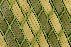Geflecht Farbe Grass
